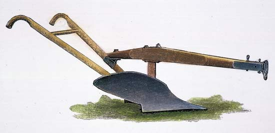 Who Invented Iron ~ Steel plow influential agricultural inventions from the